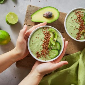 Thick Avocado Smoothie
