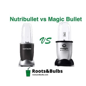 Nutribullet vs Magic Bullet