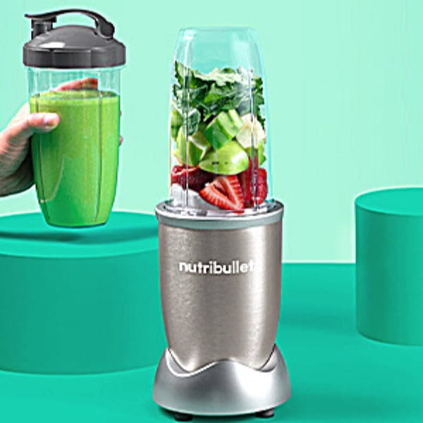 One of the many features of Nutribullet 900 and Nutribullet 600